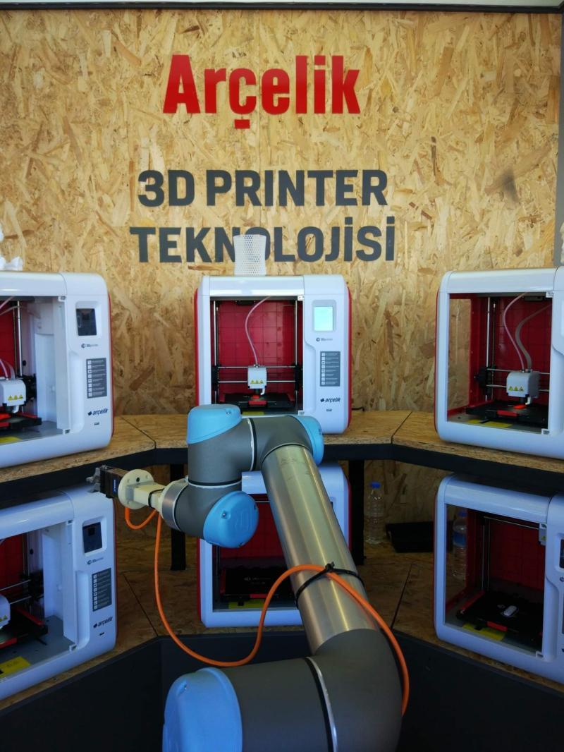 Photo of Arçelik 3D Printer ile Yeni Bir Başarıya İmza Attı!