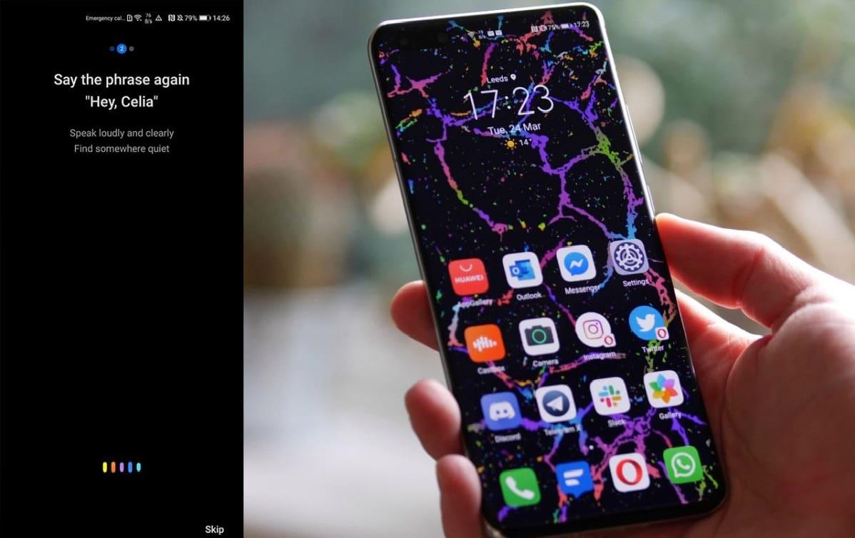 Photo of Huawei Yeni Asistanını Duyurdu!