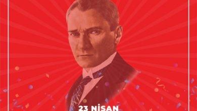 Photo of 23 Nisan Ulusal Egemenlik ve Çocuk Bayramı KUTLU OLSUN!