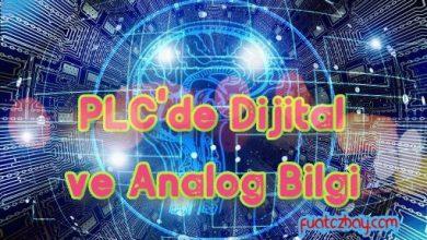 Photo of Analog İşlemler – PLC Analog Bilgi